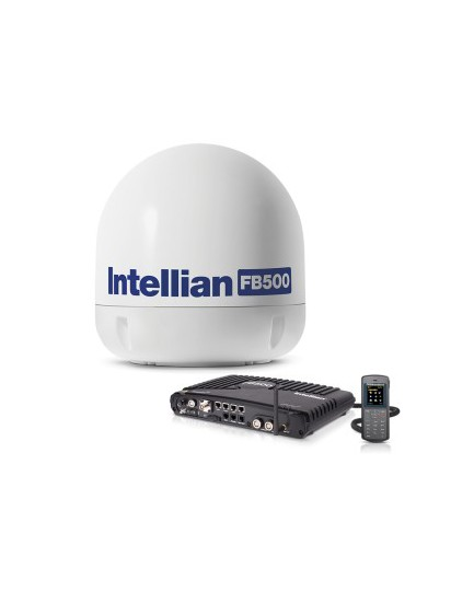 Intellian FleetBroadband 500